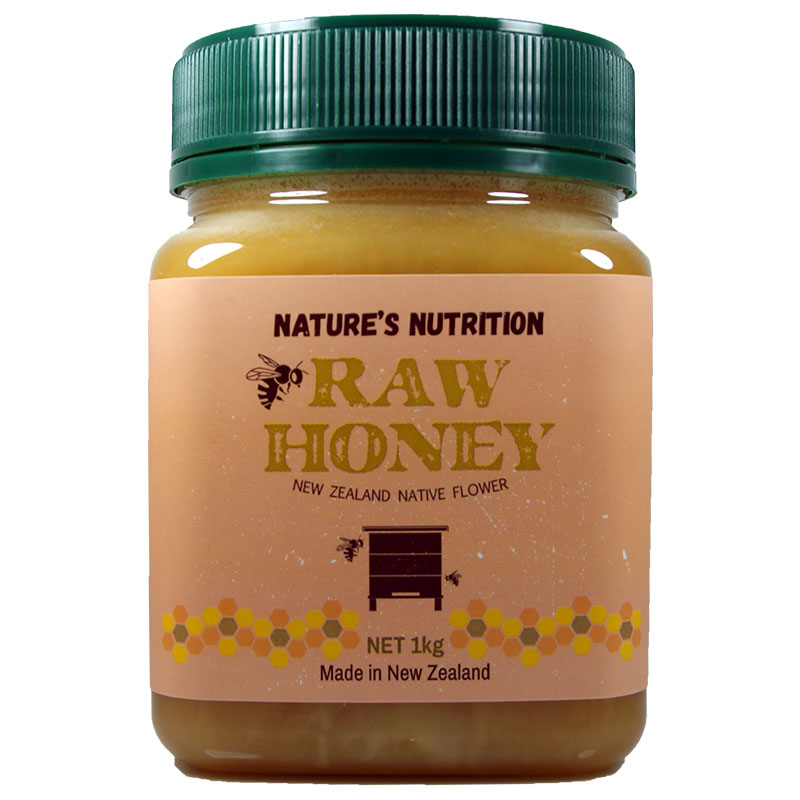 NZ Raw Honey (1kg)