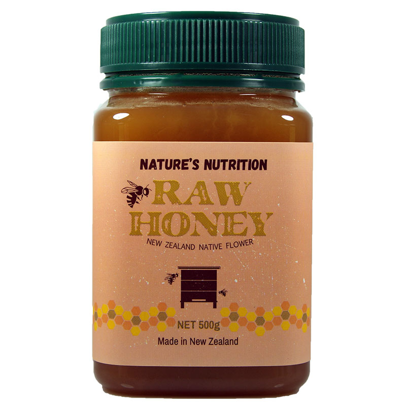 NZ Raw Honey (500g)